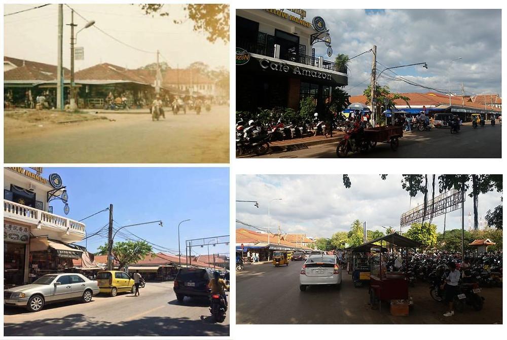 Le Vieux Marché de Siem Reap