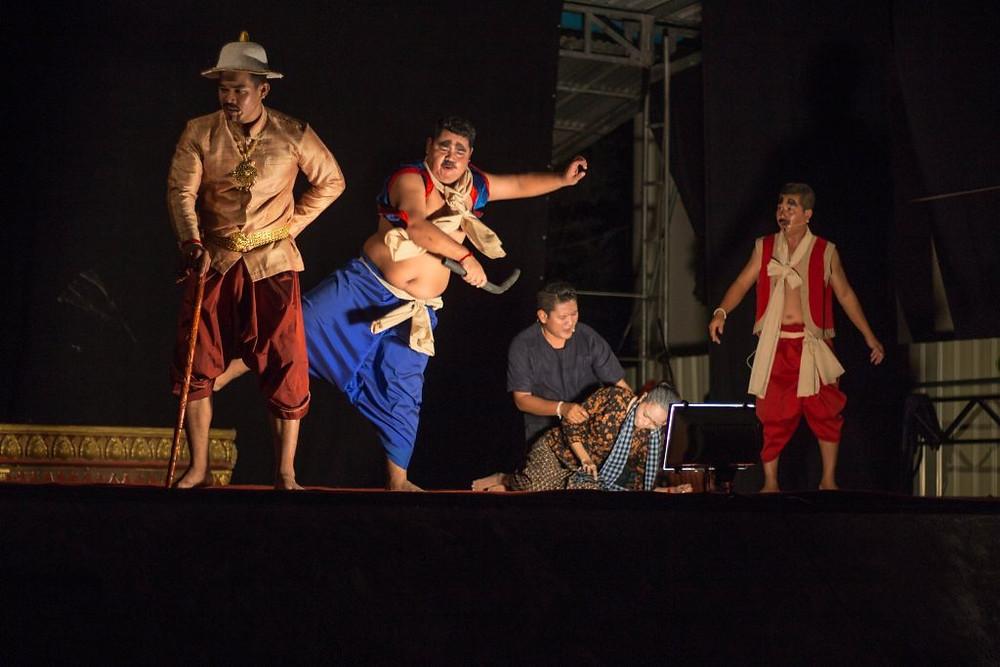 l'Association des Artistes Kok Thlok