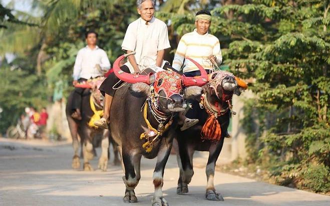 Tradition : Pchum Ben (បុណ្យ ភ្ជុំ បិ ណ្ឌ), Fête des morts et de la rédemption