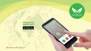 Innovation : Go Green Cambodia, une application pour l'environnement