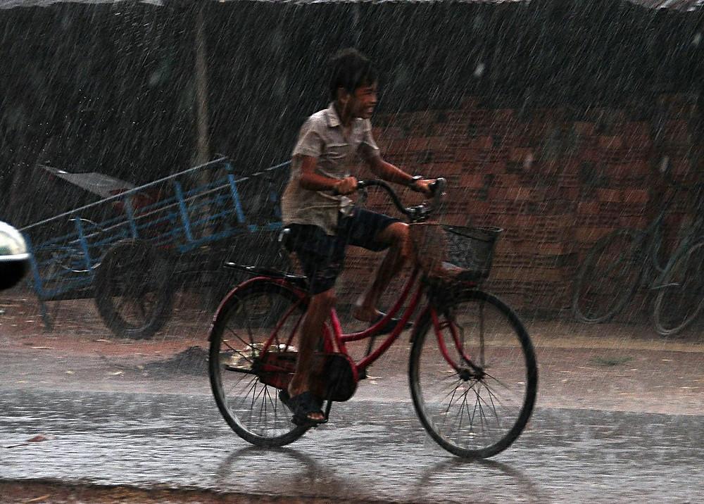 La pluie revient à partir du 22 août