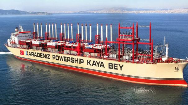 Navire-centrale turc