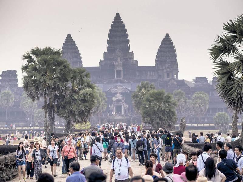 Angkor Wat : 60 millions de recettes au premier semestre 2018