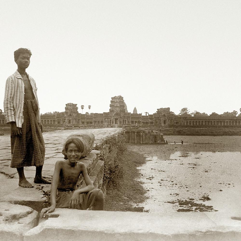 Angkor Wat 1929
