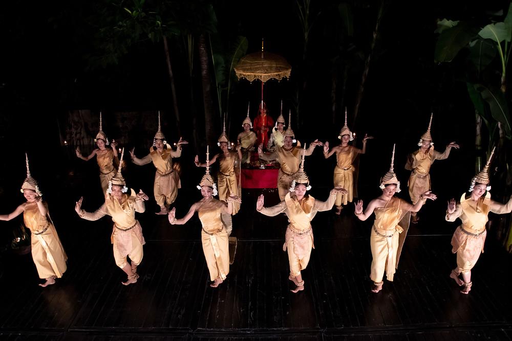 La danse Apsara, patrimoine culturel précieux