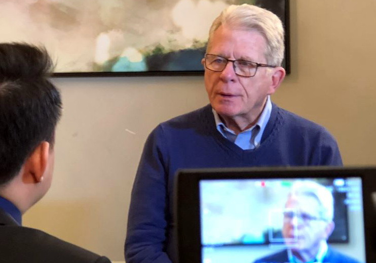 David Chandler, l'historien américain spécialiste du Cambodge
