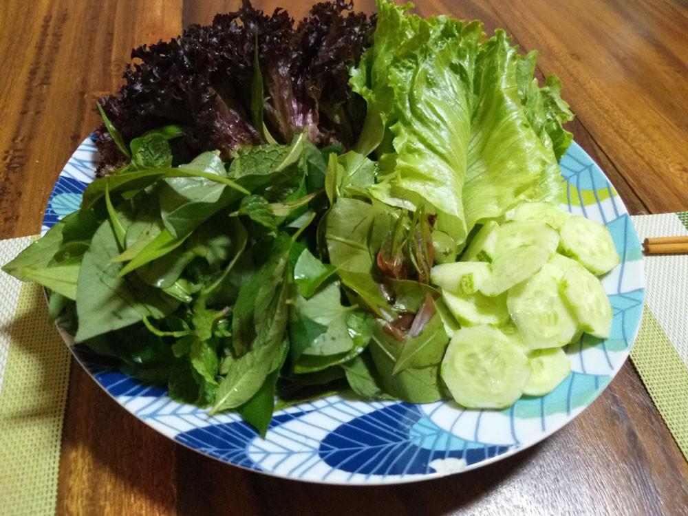 Légumes d'accompagnement