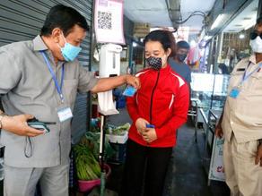 Phnom Penh vers une réouverture totale avec carte de vaccination obligatoire dans les lieux publics