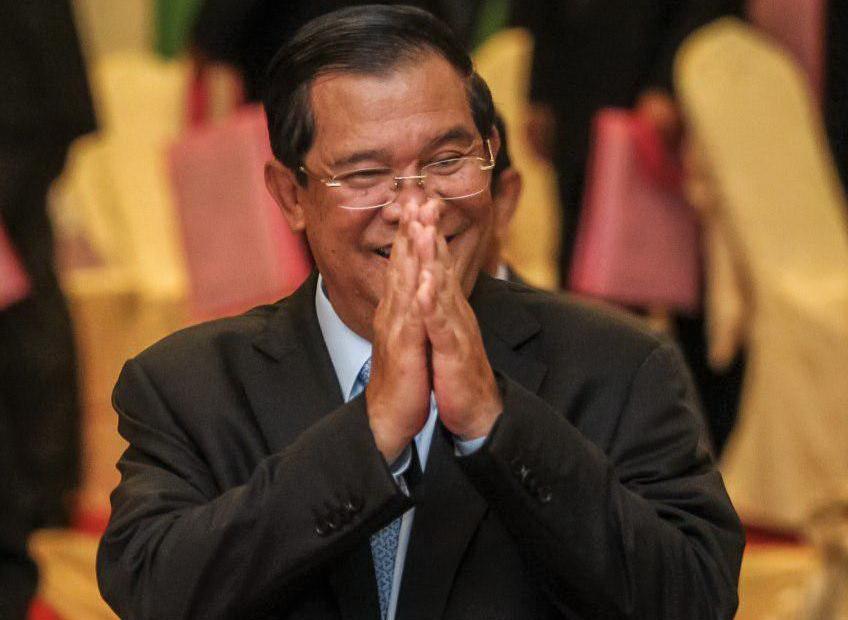 S.E.Hun Sen