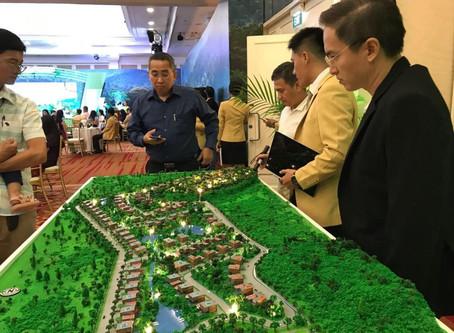 Tourisme : Golf à Kampot en 2022 avec le promoteur Forest Harmony