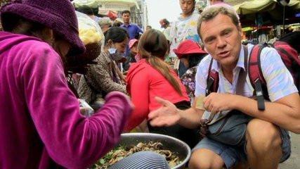 Fred Chesneau, rendre justice à la cuisine du Cambodge