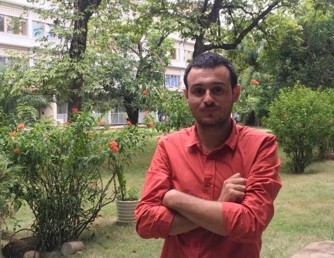 Théo Rioux, Chef de projet énergétique à SIREA, crédit photo: Hugo Bolorinos