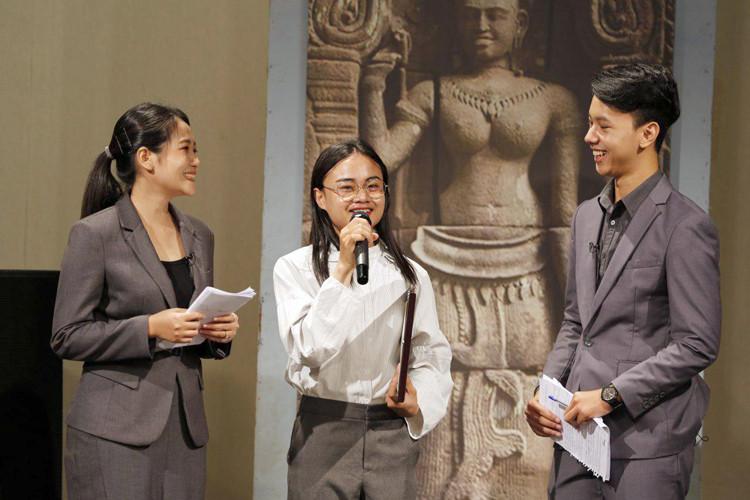 Les créateurs cambodgiens au DigiCon6