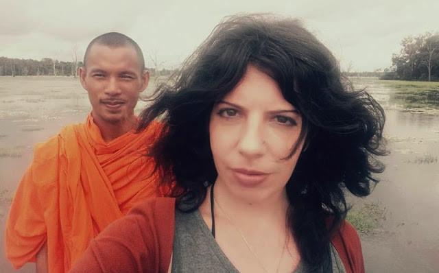 Vanessa Cabaleira de l'association Orange Heart