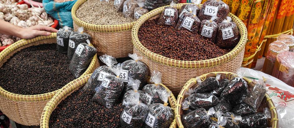 Agriculture & Économie : Le poivre de Kampot en difficulté