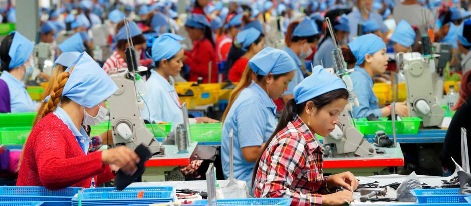 Cambodge & Covid-19 : Prolongation de 3 mois du soutien aux secteurs du textile et du tourisme