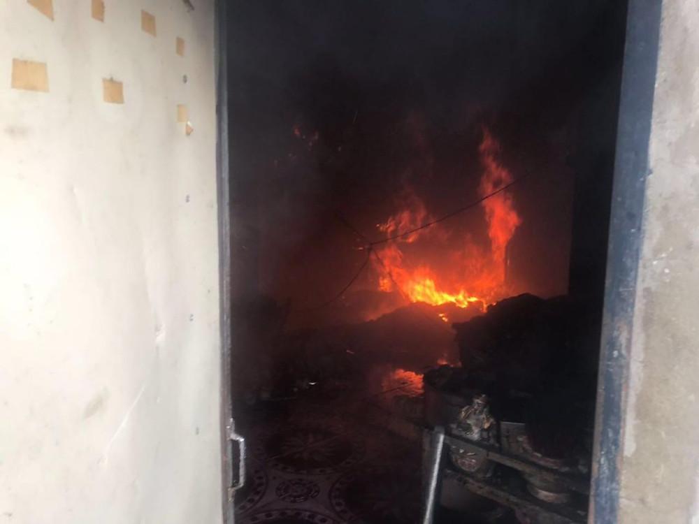 L'incendie a été provoqué par un dysfonctionnement électrique