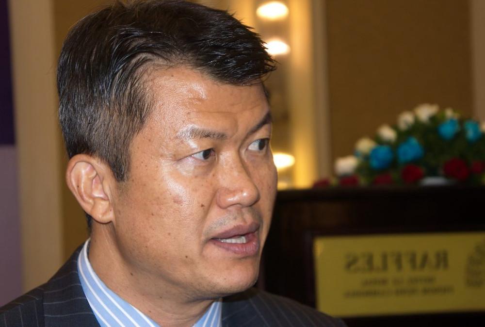 Lieutenant Général Sophana Meach, Sous-secrétaire d'état au Ministère de l'intérieur et Président du CCCC