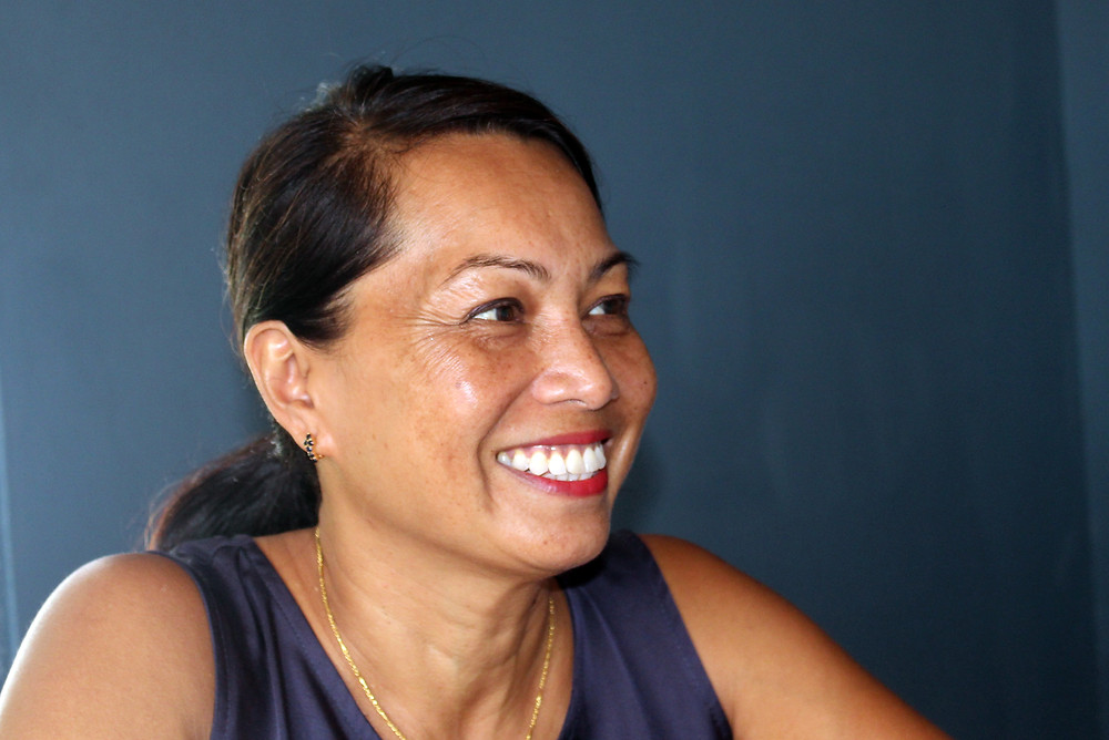 Sophy Chhay, directrice adjointe