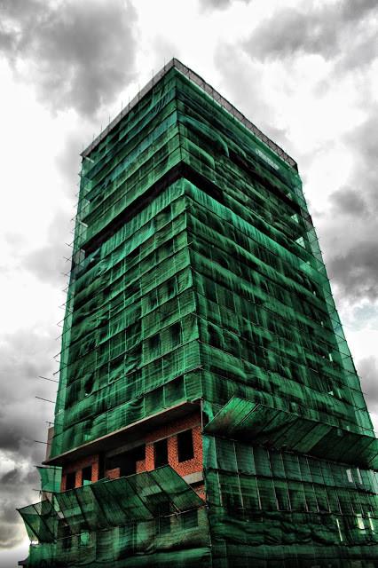 Ciels de mousson sur Phnom Penh