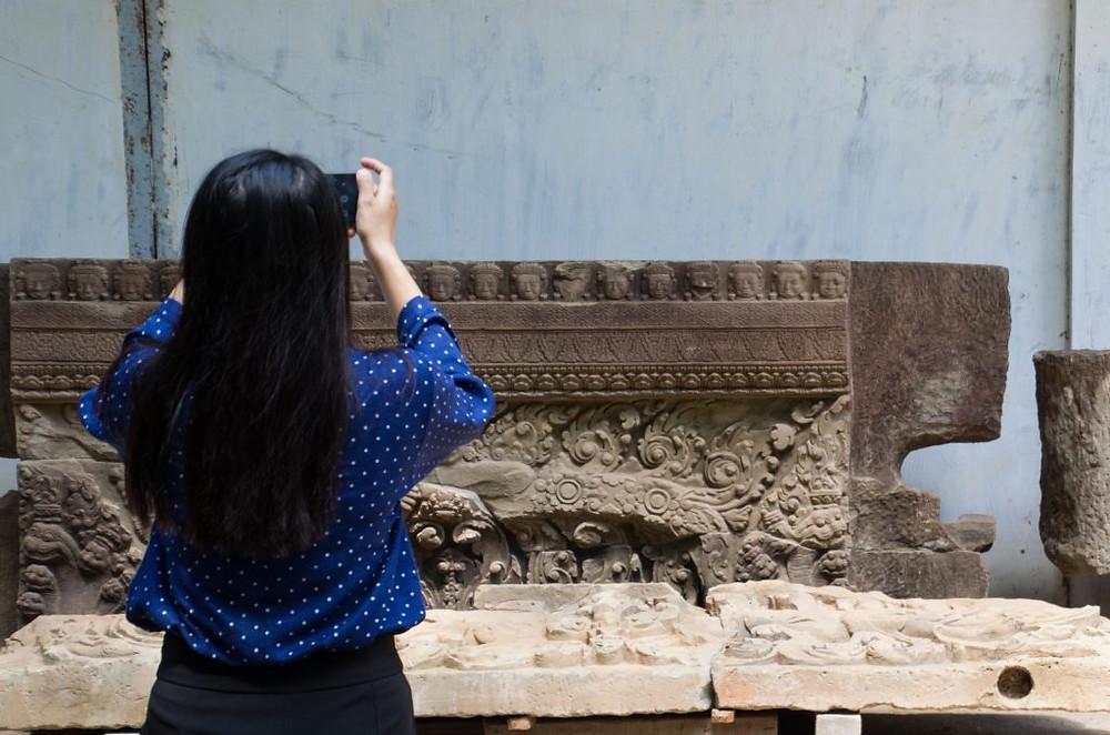 La Conservation d'Angkor révèle ses secrets