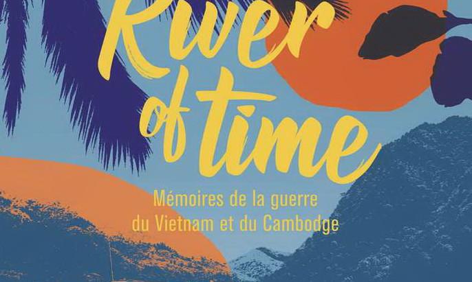 Livre : River of Time, Mémoires de la guerre du Vietnam et du Cambodge par Jon Swain