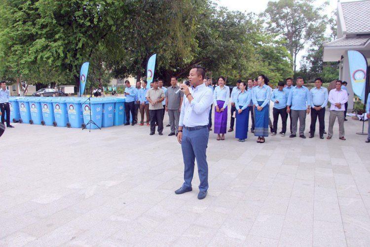 Tea Seyha, gouverneur adjoint de la province de Siem Reap