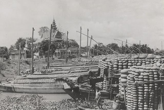 Poteries du Cambodge 1946