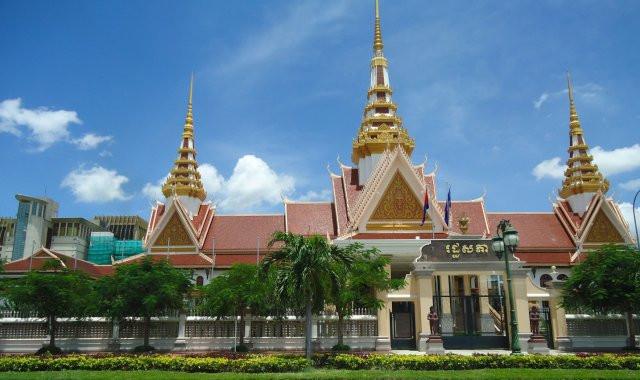 L'Assemblée nationale (AN) du Cambodge