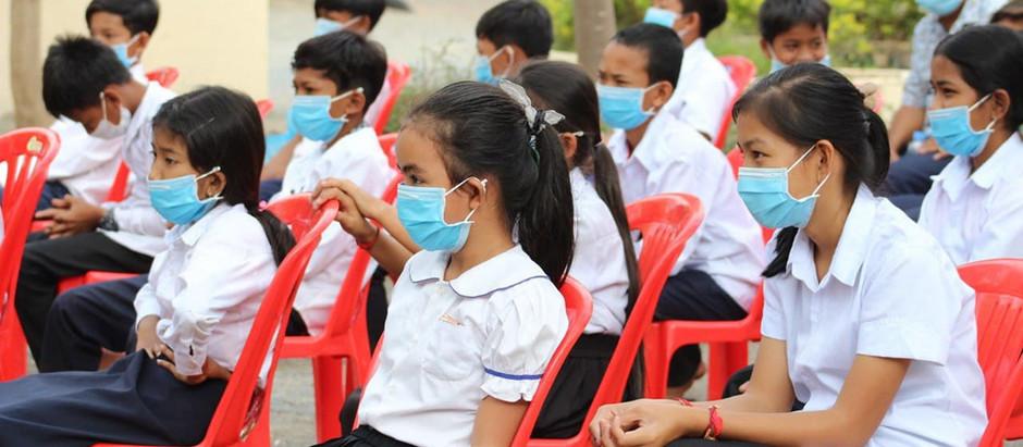 Cambodge & Société : Protéger l'éducation des enfants quand les écoles deviennent des quarantaines