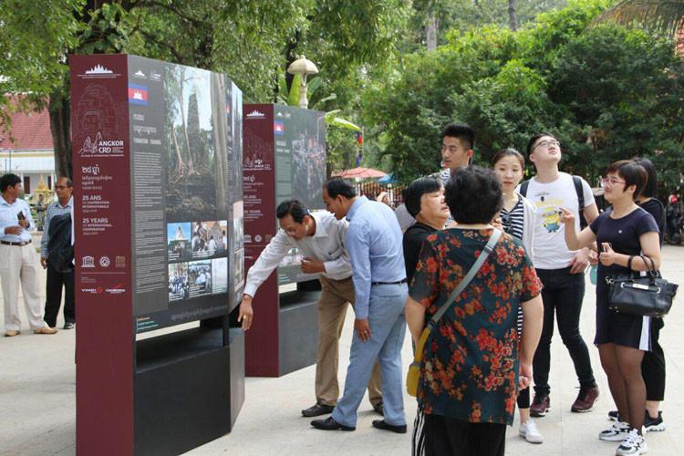 CIC-Angkor : 25 ans de réalisations en photos
