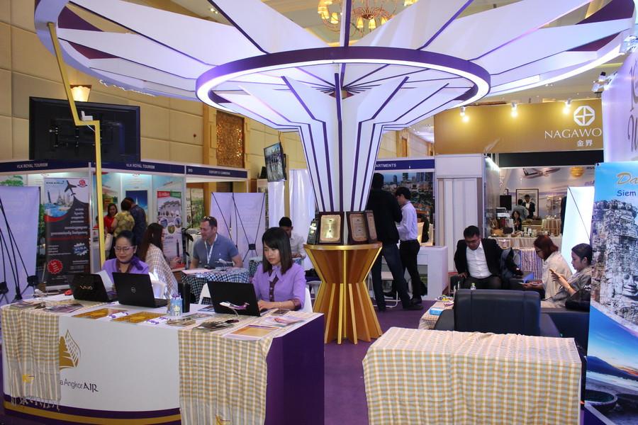 3e édition du Cambodia Travel Mart - Salon du Tourisme