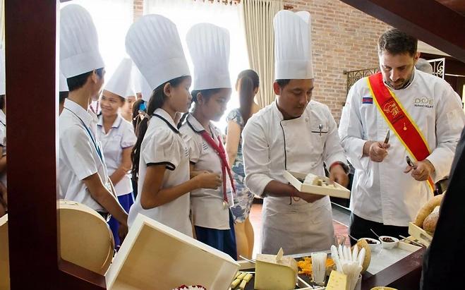 Gastronomie & Khéma : Fromage en vogue dans le royaume