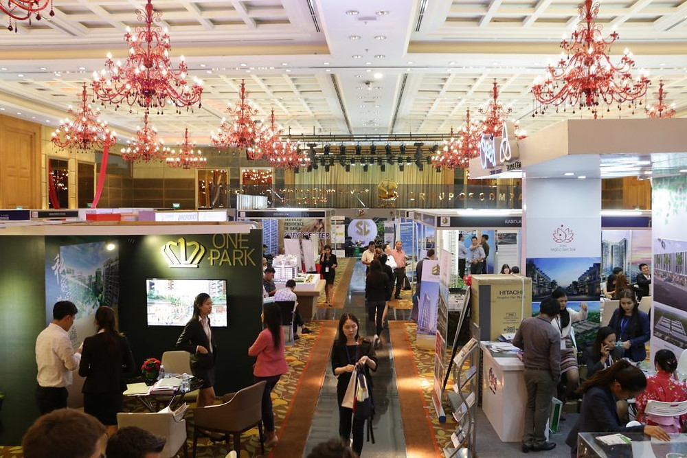 Realestate.com.kh EXPO : L'immobilier refait son show en octobre