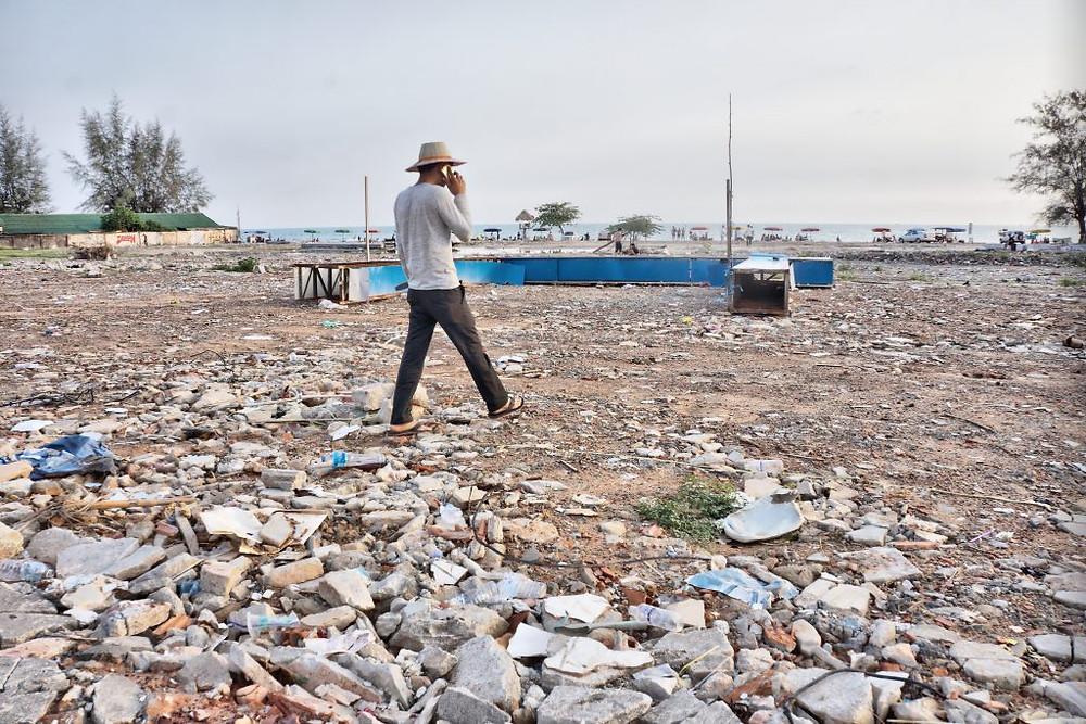 Preah Sihanouk : 14 bâtiments récents seront démolis par les autorités