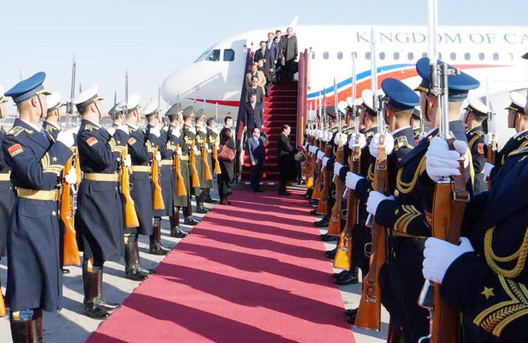 Visite officielle du Premier ministre Hun Sen en Chine pour renforcer les partenariats