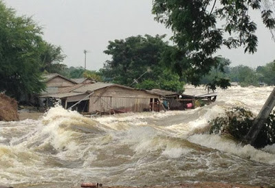 Alerte météo : Risques de pluies violentes