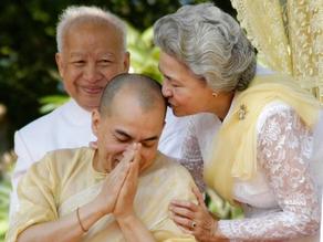 Cambodge & Royauté : 17e anniversaire du couronnement du roi Norodom Sihamoni