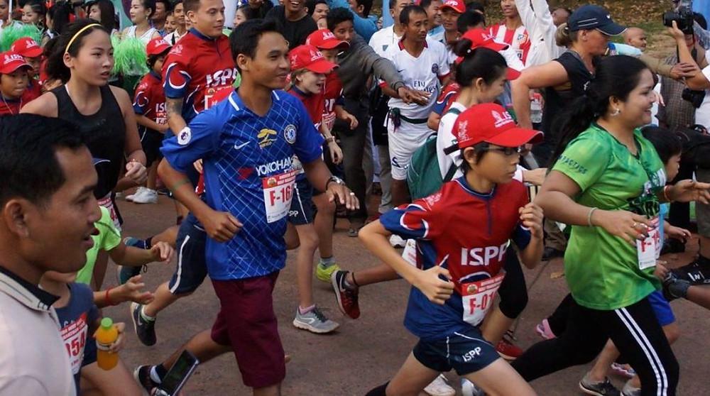 Le semi-marathon international de Phnom Penh attend plus de 5 000 coureurs