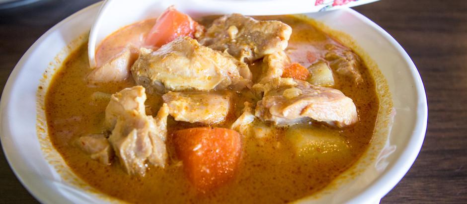 Cambodge & Recette : Mélange d'épices pour curry khmer (គ្រឿងការី)