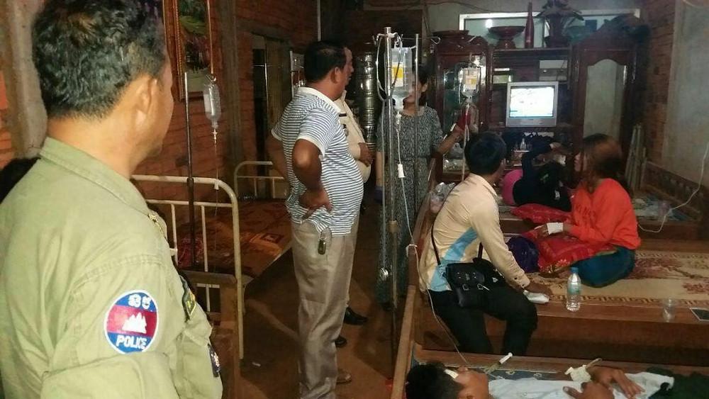 Eau contaminée : 14 nouveaux cas dans le Mondolkiri