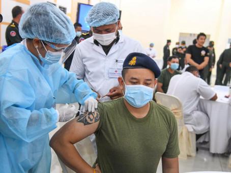 Cambodge & Covid-19 : Mobilisation accrue alors que le nombre de cas communautaires atteint 652