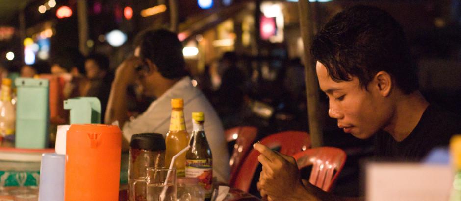 Cambodge & Initiative : Villes propres et «Street Food» de qualité
