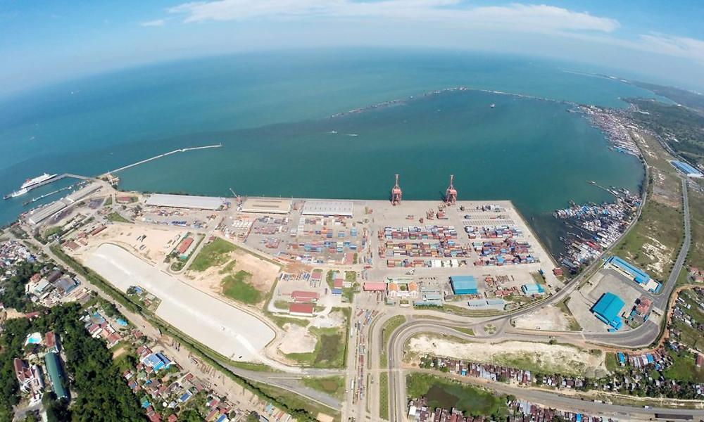 Le port autonome de Sihanoukville