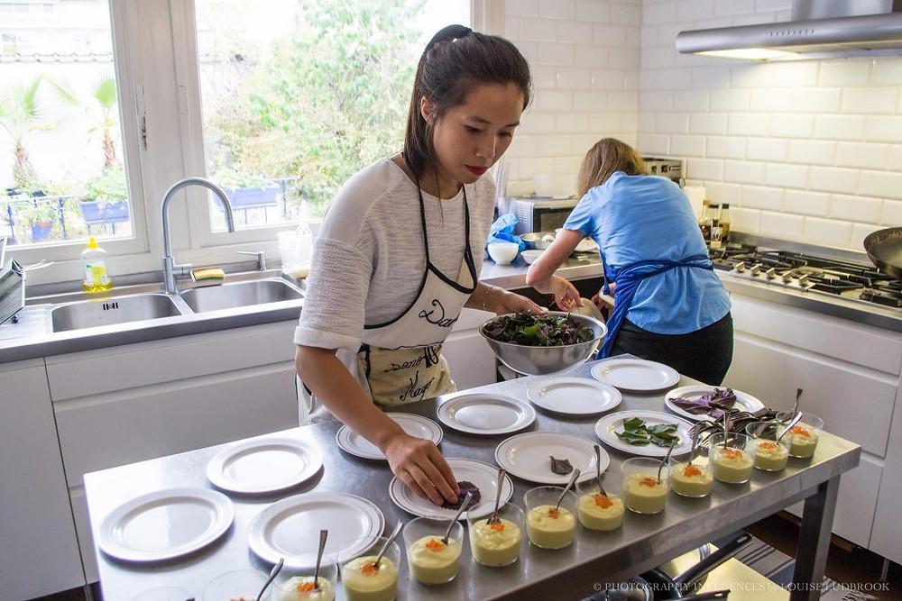 Apprendre la cuisine khmère et asiatique avec Diana Chao