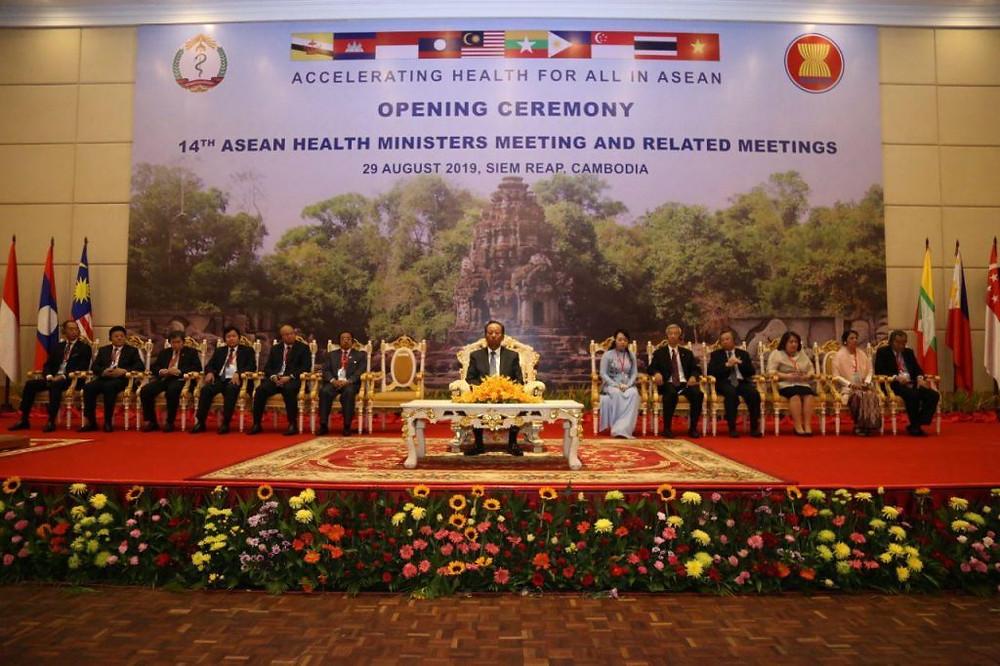 14e Réunion des ministres de la santé de l'ASEAN : Combattre le fléau des médicaments contrefaits