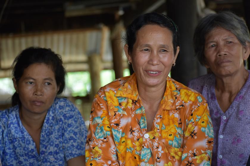 Des solutions aux changements climatiques en autonomisant les femmes