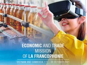 Coopération : Mission économique et commerciale de la francophonie au Cambodge en octobre prochain
