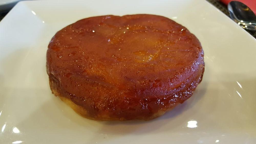 Un dessert traditionnel : la tarte tatin