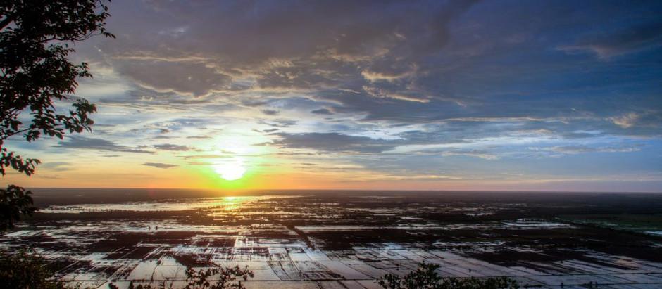 Tourisme & Destination : Sur les hauteurs de Phnom Krom